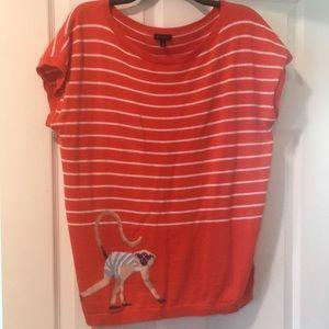 Ladies thin sweater type shirt